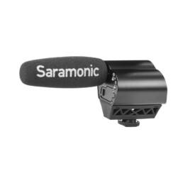 Saramonic Vmic 廣播級超心型指向電容式麥克風
