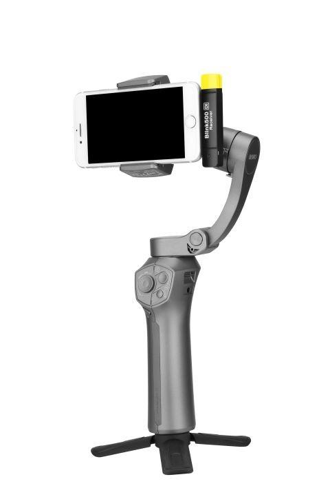 Saramonic Blink 500 B6(TX + TX + RXUC) 2.4G 無線麥克風系統 2對1 自動配對 自動跳頻 USB Type-C裝置